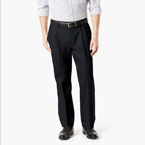 Dockers black khaki pants
